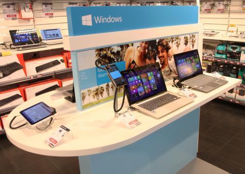Microsoft och Inet i nytt samarbete