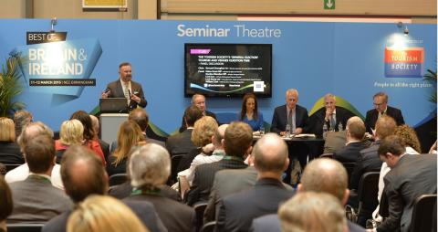 British Tourism & Travel Show unveils full seminar line-up for 2016