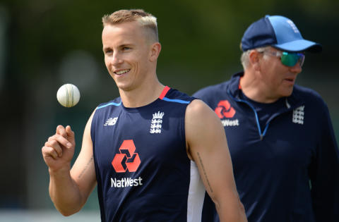 ​Tom Curran ruled out of England's white ball summer