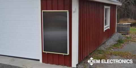 Kundanpassad fläktlösning från OEM Electronics höjer standarden på Solkungens produkter.