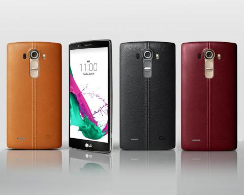 Læs alt om LGs nye læderflagskib – LG G4