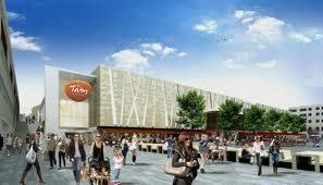 Stort installationsprojekt för NVS när Täby Centrum byggs ut