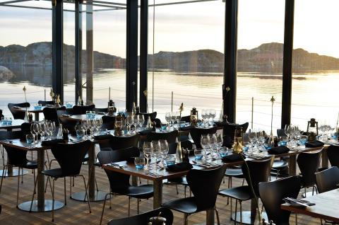 Restaurang Vatten på Nordiska Akvarellmuseet