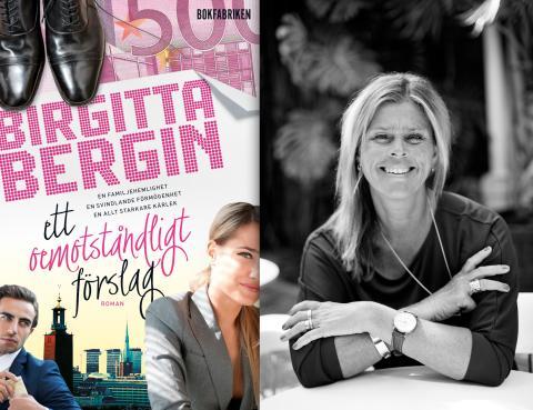 Ett oemotståndligt förslag av Birgitta Bergin. Ny bok från Bokfabriken!