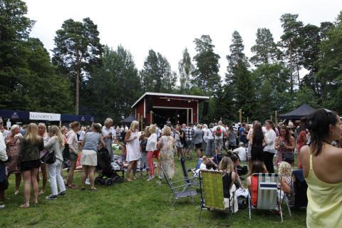 Skärgårdsfestivalen, Djurönäset