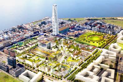Diligentia skapar förutsättningar för fler bostäder i Masthusen