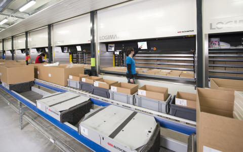 En unik kombination af to semiautomatiske løsninger øger effektiviteten hos Creativ Company i Holstebro, Danmark