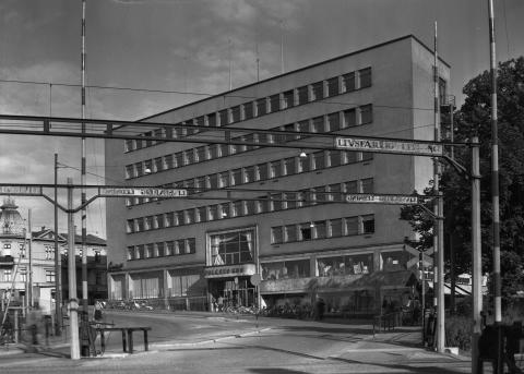 Folkets Hus, Eolus 6, Borås