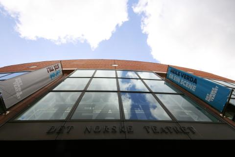 Rekordår for Det Norske Teatret