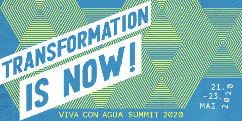 Transformation is NOW - Der Viva con Agua Summit