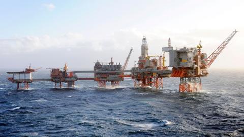 Sodexo overtar forpleiningen på alle Aker BP sine installasjoner