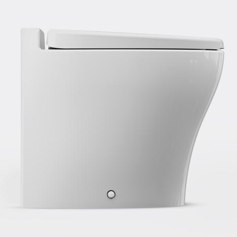 Hi-res image - Dometic - Dometic Moderno toilet