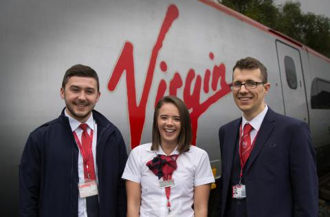 Virgin Trains and ASLEF announce first train driver apprenticeship scheme