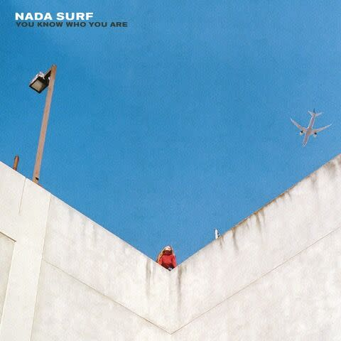 Nada Surf singelcover