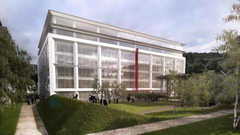 Corso Court - garden