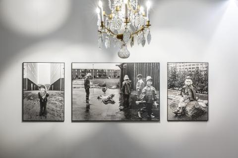 Barn av sin tid - från Hallwylska museet till Hammarkullens miljonprogram