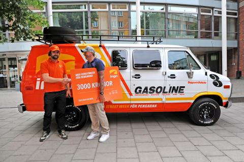 INGO och Gasoline Street Week 2018 i samarbete