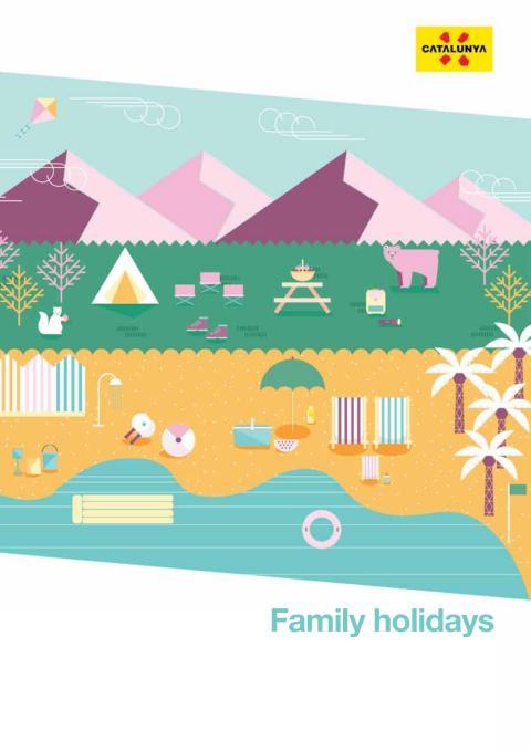 New catalogue - Catalonia Family Holidays