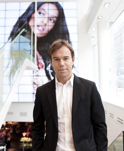 Karl-Johan Persson, vd och koncernchef