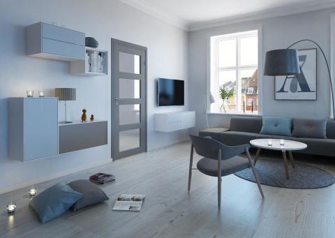 Moderne stue, dag   swedoor jw