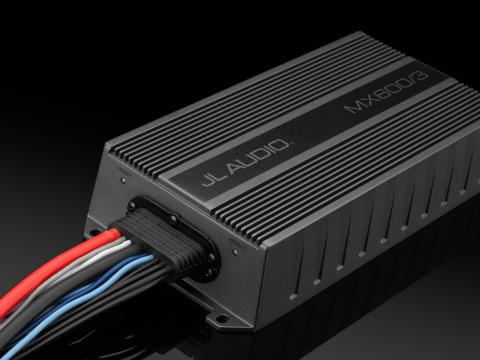 JL Audio Marine Europe: JL Audio Adds 3-Channel Model to Line of Weatherproof Amplifiers