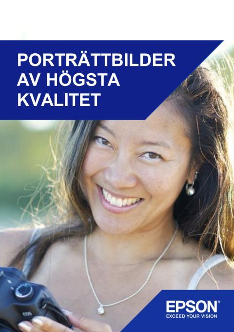 Porträttbilder av högsta kvalitet