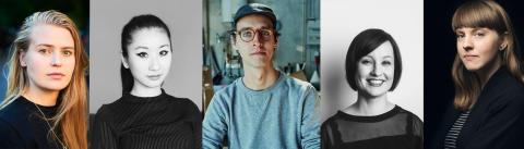 De nominerade till designpriset Formex Nova 2018 utsedda