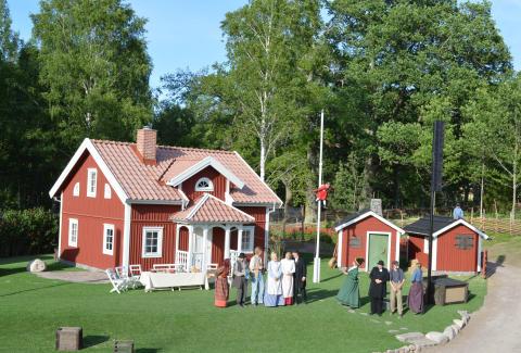 """Astrid Lindgrens Värld nominerad till Trip Global Award 2013 – """"Den bästa upplevelsen i Sverige!"""""""