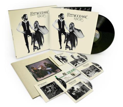 Fleetwood Mac bekräftar ryktena och återutger Rumours med påföljande turné