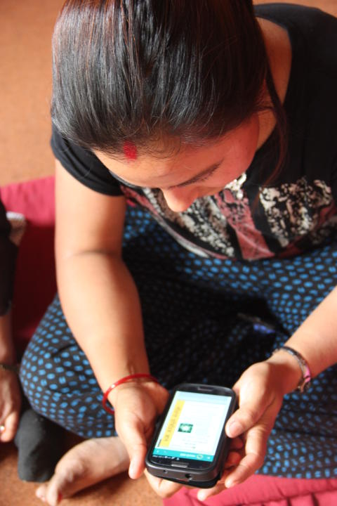 Development charity launches technical advice app