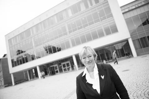 Högskolan Väst påbörjar rekrytering av ny rektor