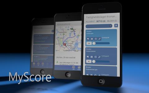 Lidköpings Kommun väljer MyScore
