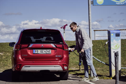 Mitsubishi Outlander Plug-in Hybrid MY19