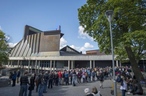 Stockholmarnas favoritmuseum är Vasamuseet i år igen