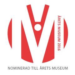 Nominerad till Årets museum 2016