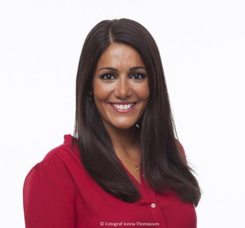 Tina Ghasemi (M): Nytt utegym bidrar till ett aktivare och attraktivare Kungsholmen