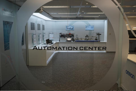 OMRON Establishes Automation Center in South Korea -Timely solutions that contribute to the world's most advanced manufacturing-