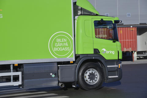 Vellykket biogass-satsing