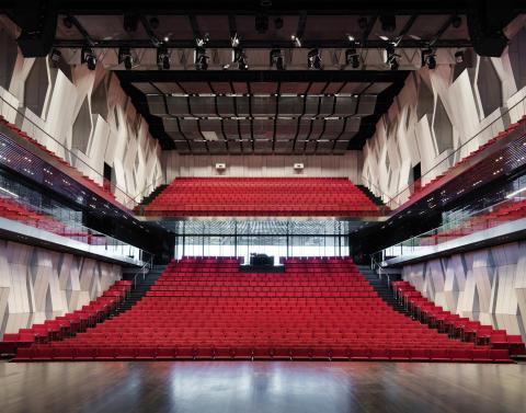 Stora Salen, Main Stage