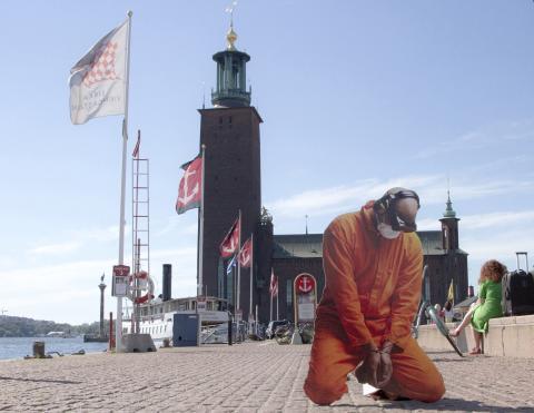 Sverige: Barack Obama, håll ditt löfte  - stäng Guantánamo!
