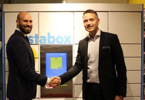 DHL Express Sverige skriver avtal med Instabox