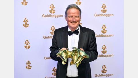 Guldbagge till NorrlandsOperans kompositör Jan Sandström