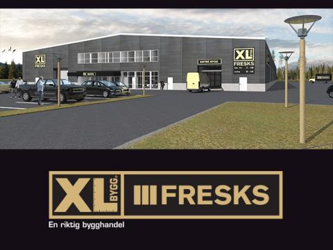 Premiär för nytt byggvaruhus i Åre juni 2015