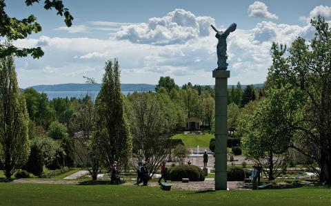 Presentation av Utvecklingsplan för Rottneros Park