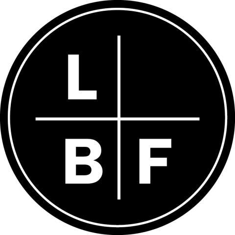Leif Blomkvist Forskningsstiftelse – Logotyp