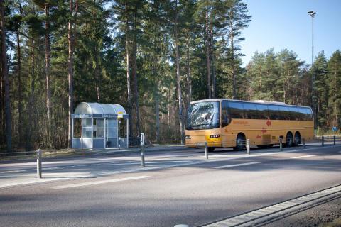 Välkomna satsningar på kollektivtrafiken