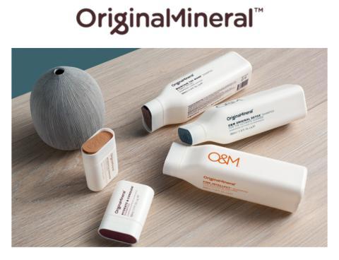 Original Mineral- Hårvård med kraft från Australiens natur
