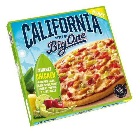 BigOne California Style Sunset Chicken