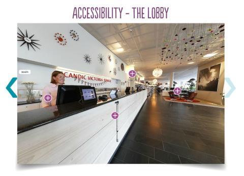 Scandic først i verden med e-læringsprogram om nedsatt funksjonsevne