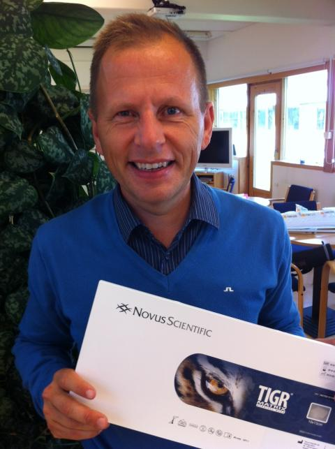 Novus Scientific strengthens the organization with a Global Product manager